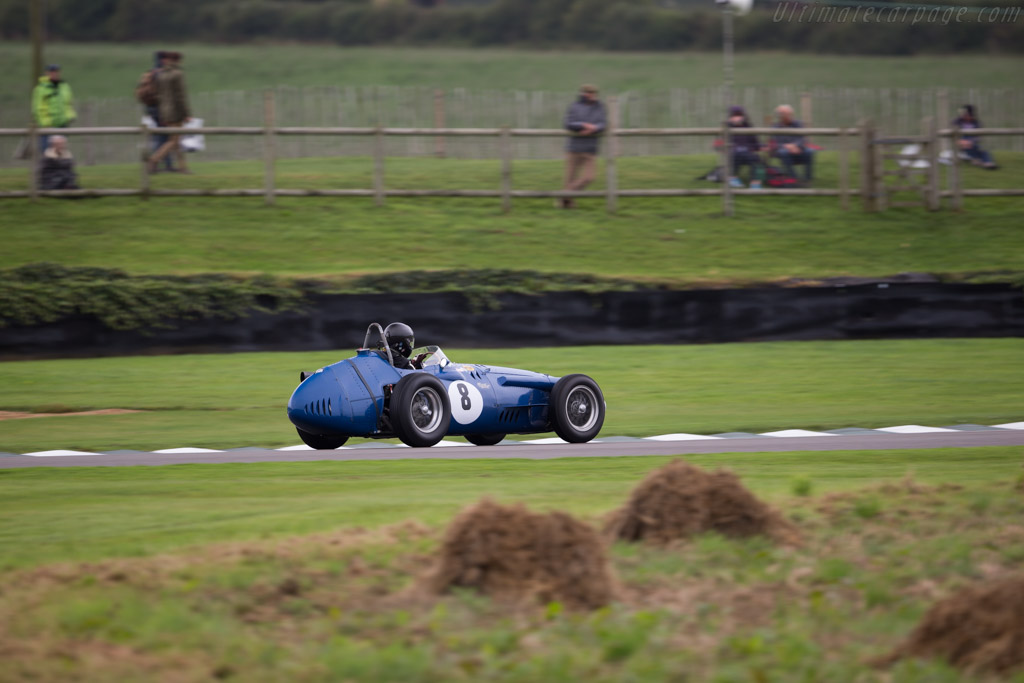 Maserati 250F - Chassis: 2534 - Entrant: Josef Otto Rettenmaier - Driver: Stephan Rettenmaier  - 2017 Goodwood Revival