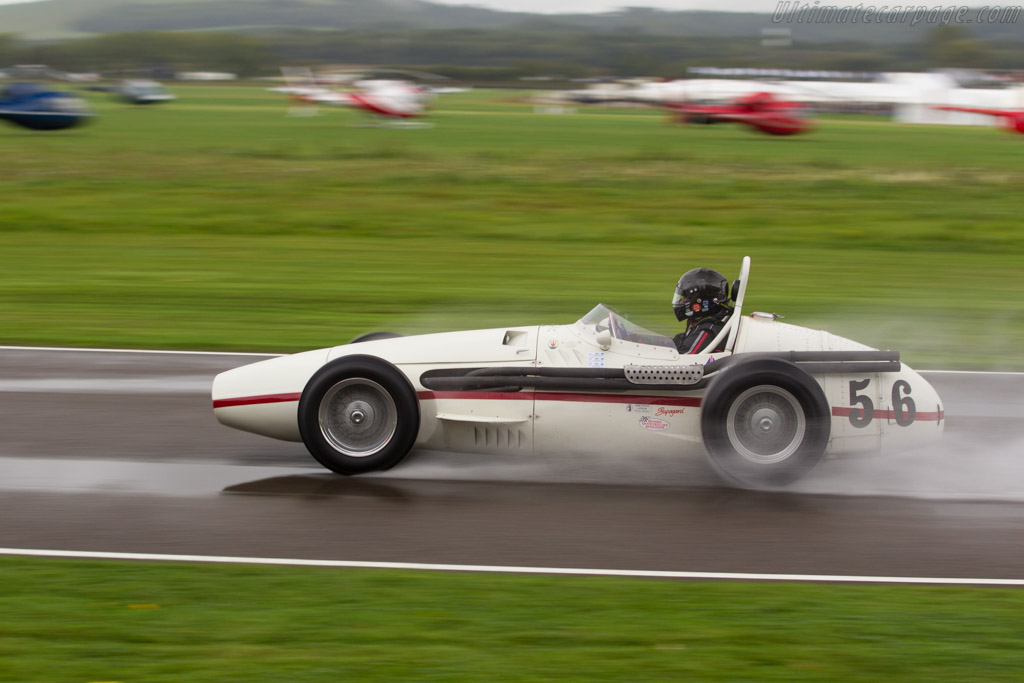 Maserati 250F - Chassis: 2521   - 2017 Goodwood Revival