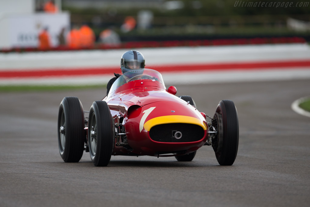 Maserati 250F Lightweight - Chassis: 2529   - 2017 Goodwood Revival