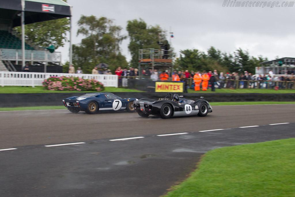 McLaren M1A - Chassis: 20-15 - Entrant / Driver John Bladon  - 2017 Goodwood Revival