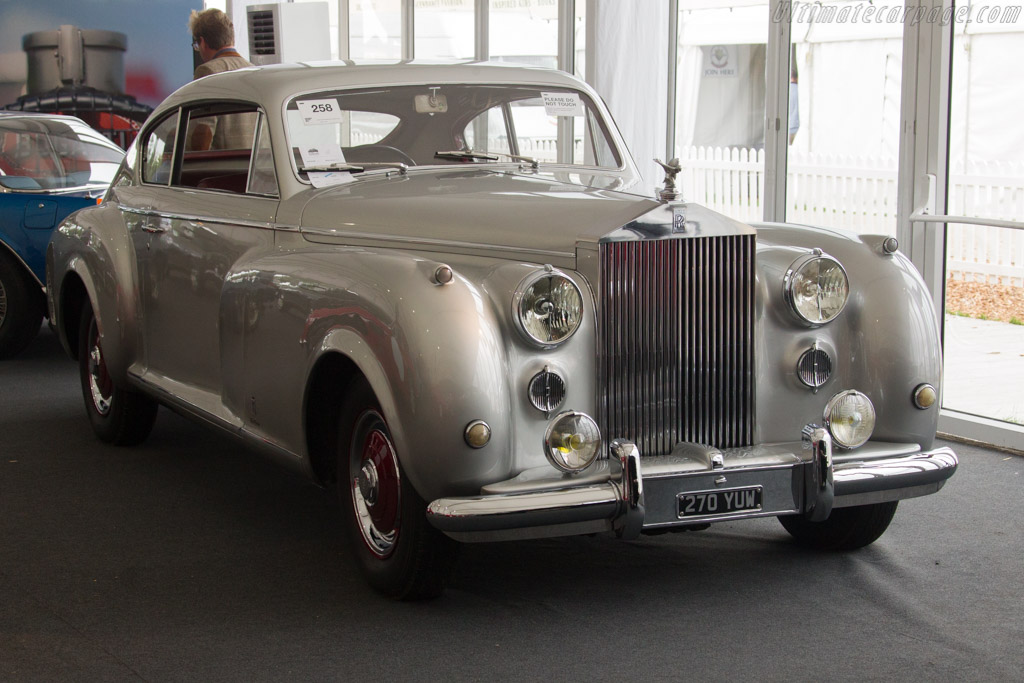 Rolls-Royce Silver Dawn Fastback Coupe - Chassis: SCA43   - 2017 Goodwood Revival