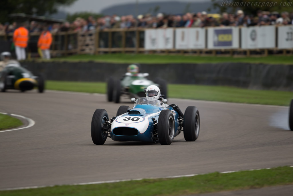 Scarab-Offenhauser - Chassis: 003 - Entrant / Driver Julian Bronson  - 2017 Goodwood Revival