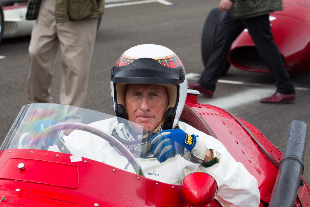 Sir Jackie Stewart    - 2017 Goodwood Revival