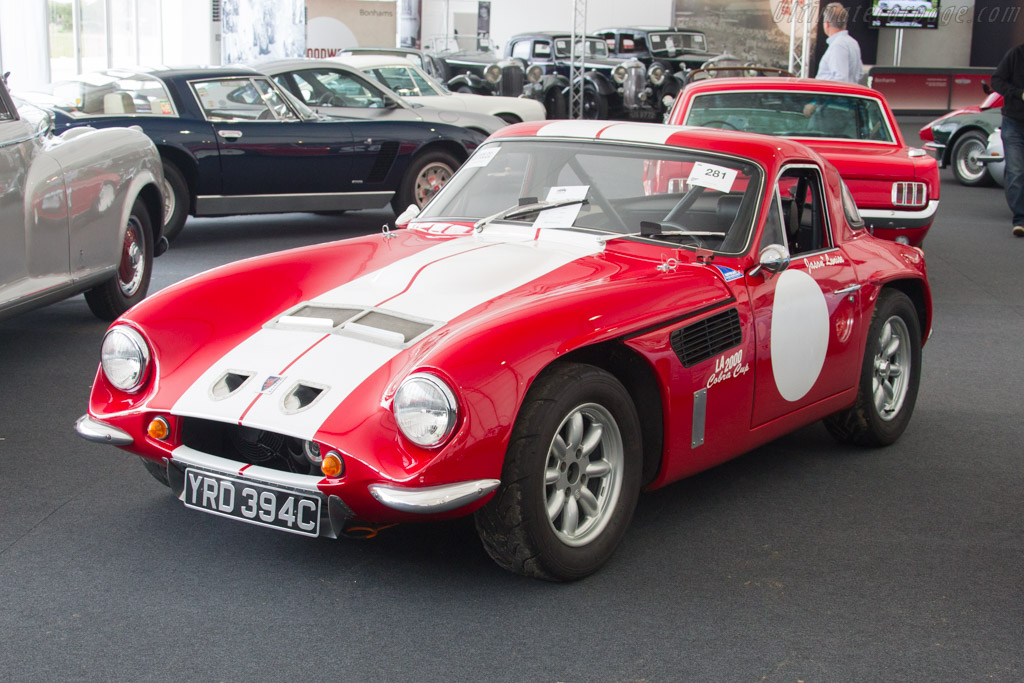 TVR Griffith 200 Coupe - Chassis: 2005023   - 2017 Goodwood Revival