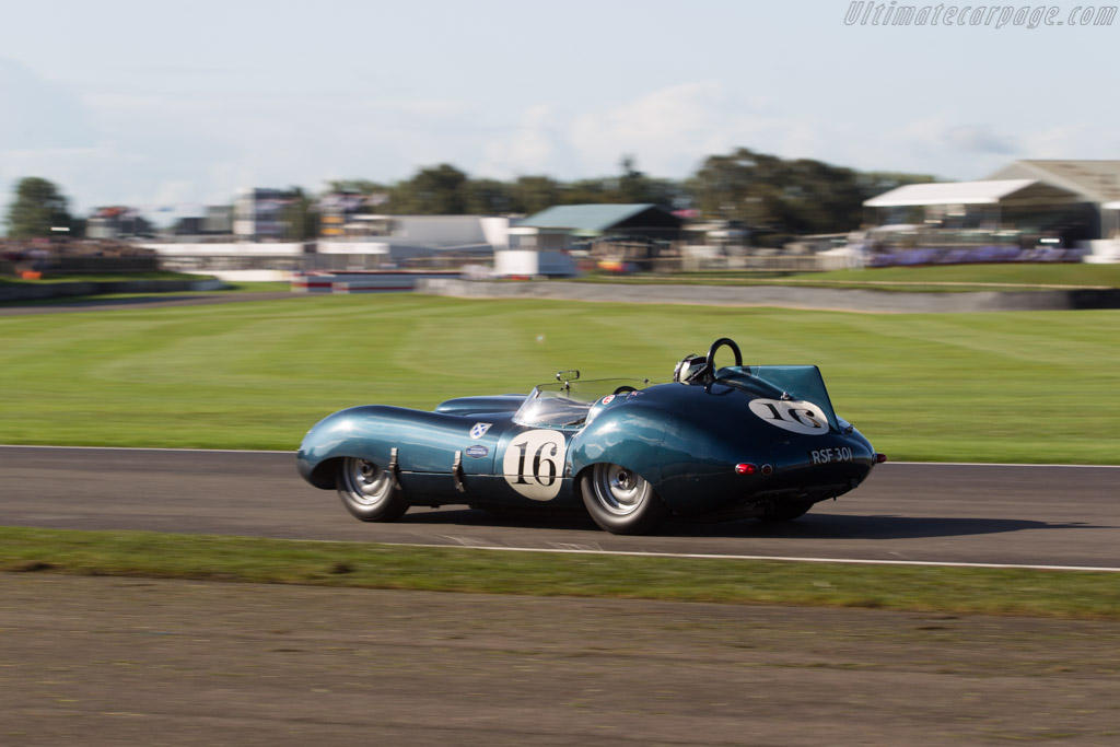 Tojeiro Jaguar - Chassis: TAD 1/59 - Entrant: Jeremy Cottingham - Driver: James Cottingham  - 2017 Goodwood Revival