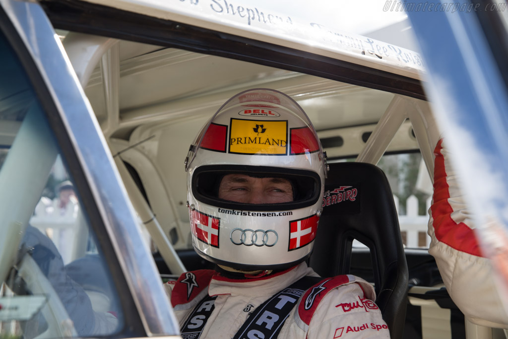 Tom Kristensen    - 2017 Goodwood Revival