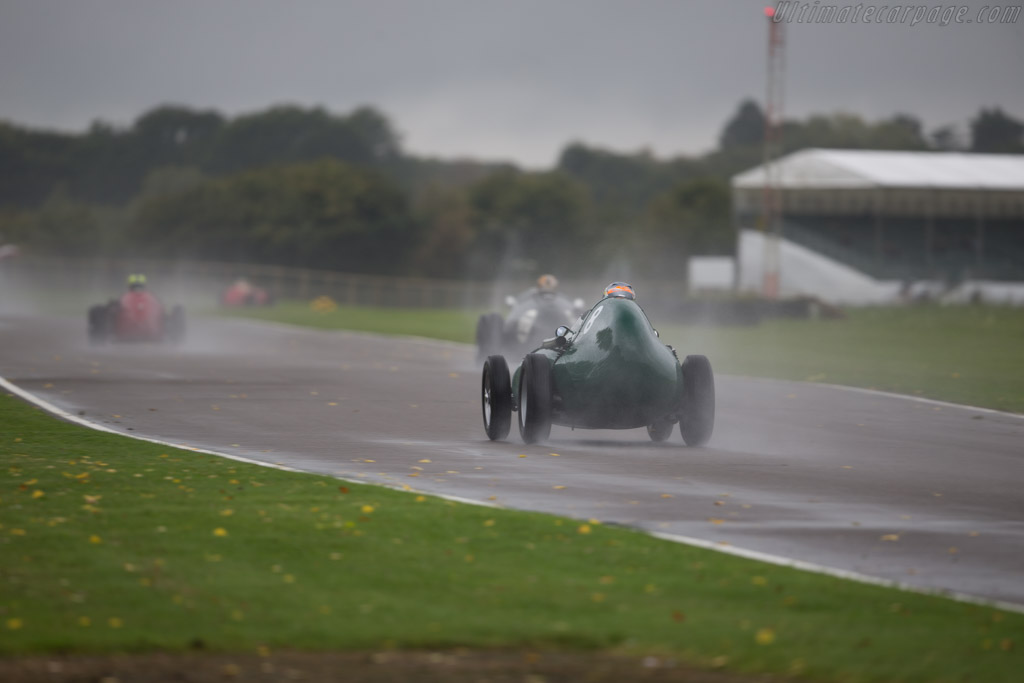 Vanwall GP - Chassis: VW11   - 2017 Goodwood Revival