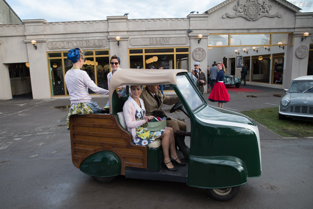 Welcome to the Goodwood Motor Circuit    - 2017 Goodwood Revival