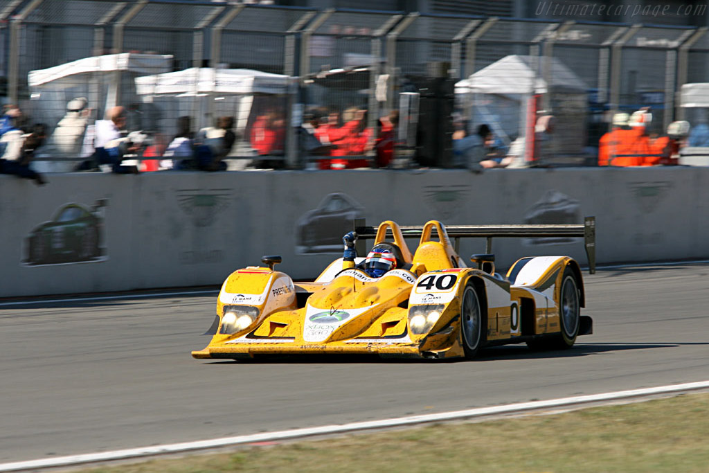 A tainted class win - Chassis: B0540-HU01 - Entrant: ASM Racing Portugal  - 2006 Le Mans Series Nurburgring 1000 km