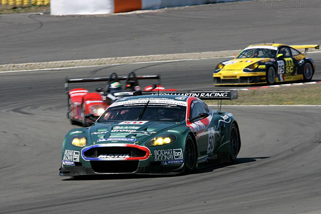 Aston Martin DBR9 - Chassis: DBR9/1 - Entrant: Aston Martin Larbre  - 2006 Le Mans Series Nurburgring 1000 km
