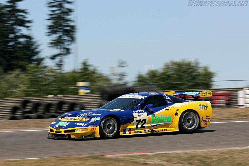 Chevrolet Corvette C5-R - Chassis: 010 - Entrant: Luc Alphand Adventures  - 2006 Le Mans Series Nurburgring 1000 km