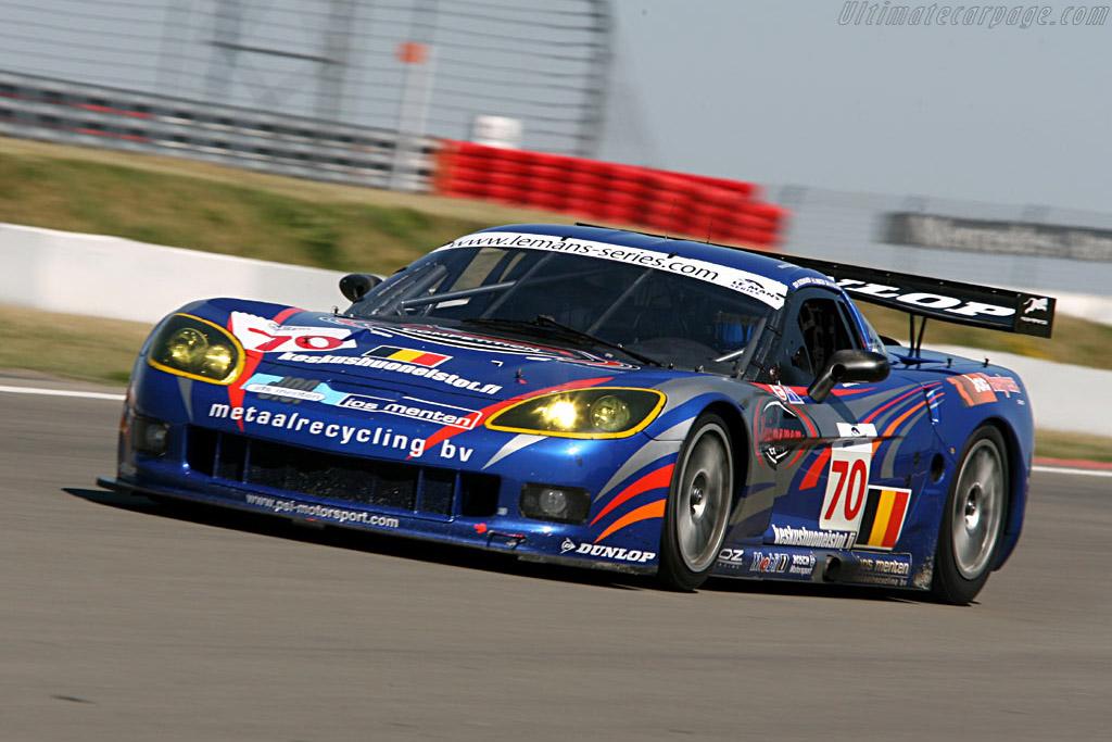 Chevrolet Corvette C6.R - Chassis: 002 - Entrant: PSI Experience  - 2006 Le Mans Series Nurburgring 1000 km