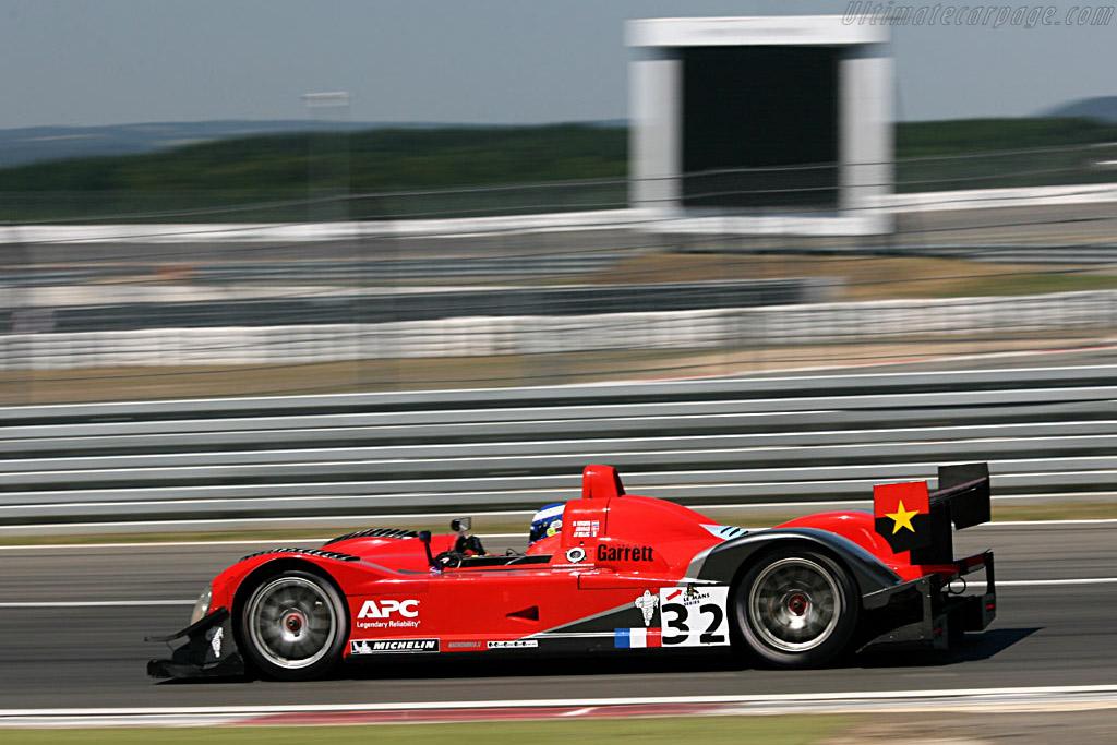 Courage C65 AER - Chassis: C60-12 - Entrant: Barazi Epsilon  - 2006 Le Mans Series Nurburgring 1000 km