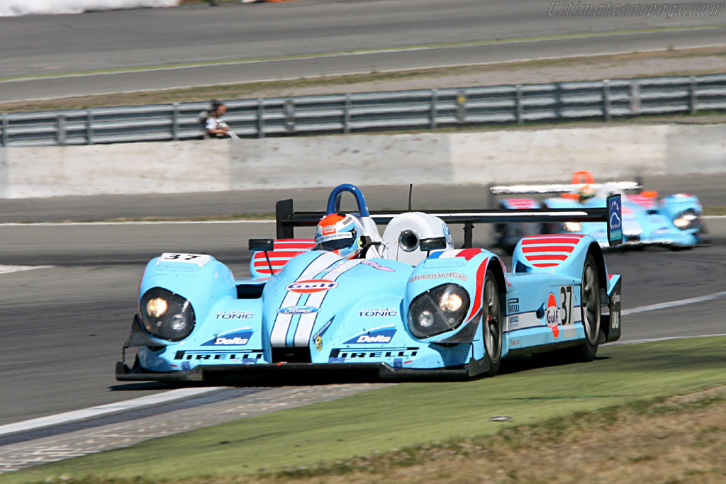 Courage C65 Ford - Chassis: C60-6 - Entrant: Paul Belmondo Racing  - 2006 Le Mans Series Nurburgring 1000 km