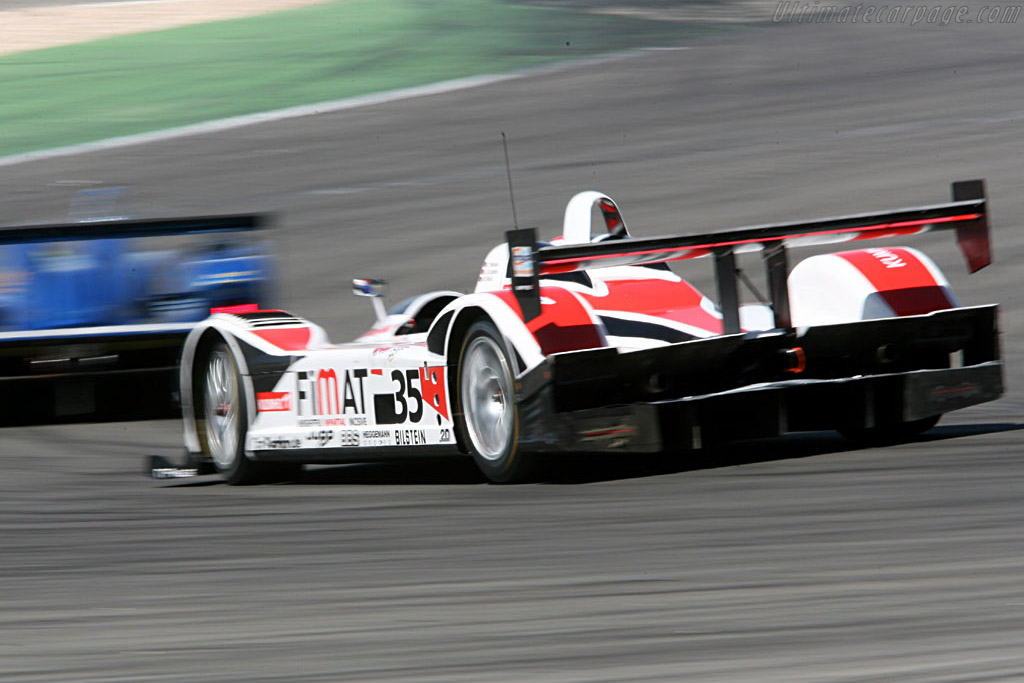 Courage C65 Judd - Chassis: C60-14 - Entrant: G-Force Racing  - 2006 Le Mans Series Nurburgring 1000 km