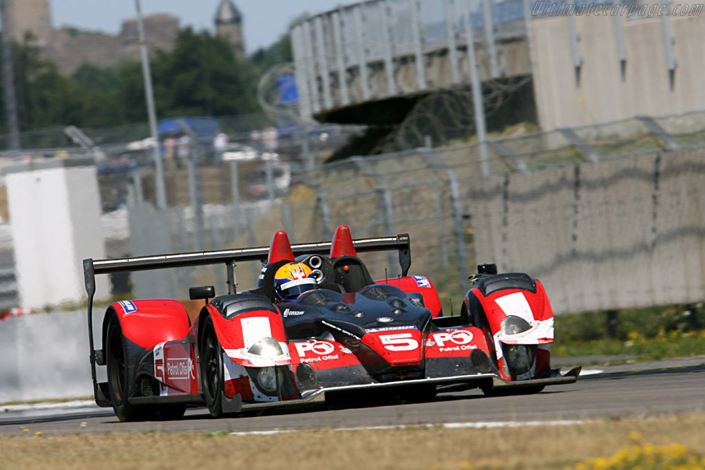Courage LC70 Judd - Chassis: LC70-02 - Entrant: Swiss Spirit  - 2006 Le Mans Series Nurburgring 1000 km