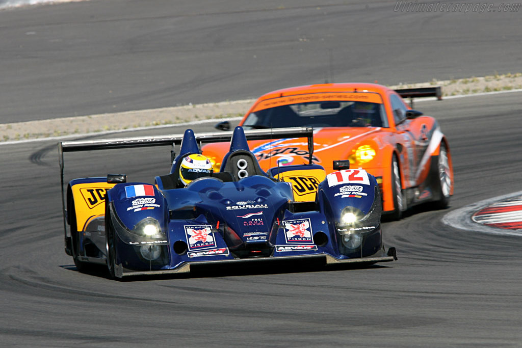 Courage LC70 Mugen - Chassis: LC70-03 - Entrant: Courage Competition  - 2006 Le Mans Series Nurburgring 1000 km