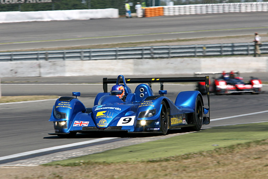 Creation CA06/H Judd - Chassis: CA06/H - 002 - Entrant: Creation Autosportif  - 2006 Le Mans Series Nurburgring 1000 km