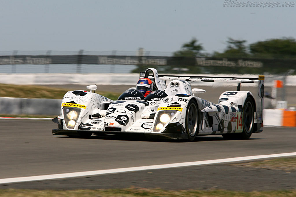 Dome S101h Judd - Chassis: S101-05 - Entrant: Racing for Holland  - 2006 Le Mans Series Nurburgring 1000 km