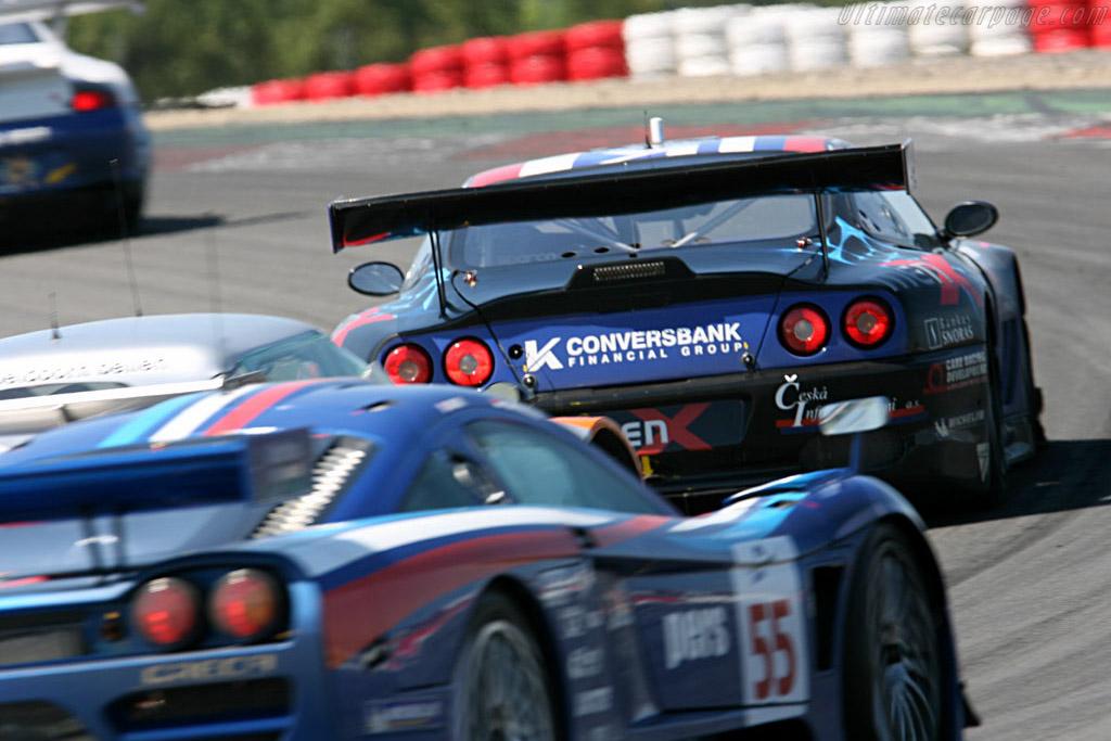 Ferrari 550 GTS Maranello - Chassis: 108391 - Entrant: Convers Menx Team  - 2006 Le Mans Series Nurburgring 1000 km