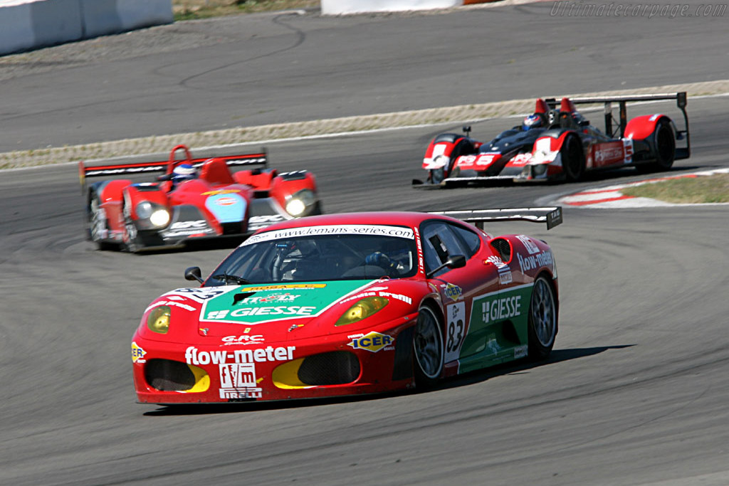 Ferrari F430 GTC - Chassis: 2410 - Entrant: GPC Sport  - 2006 Le Mans Series Nurburgring 1000 km