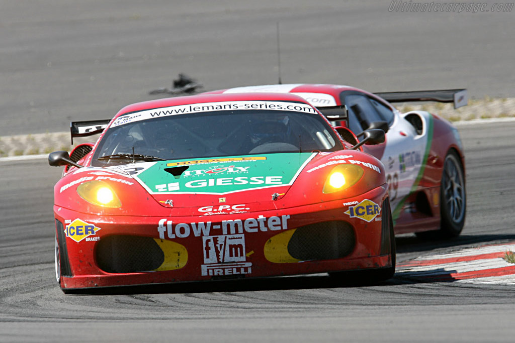 Ferrari F430 GTC - Chassis: 2410 - Entrant: GPC Sport - 2006 Le Mans Series Nurburgring 1000 km