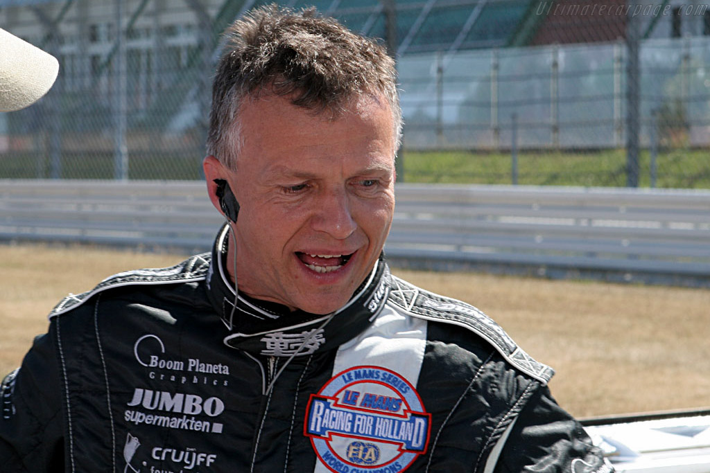 Jan Lammers eager to get going    - 2006 Le Mans Series Nurburgring 1000 km