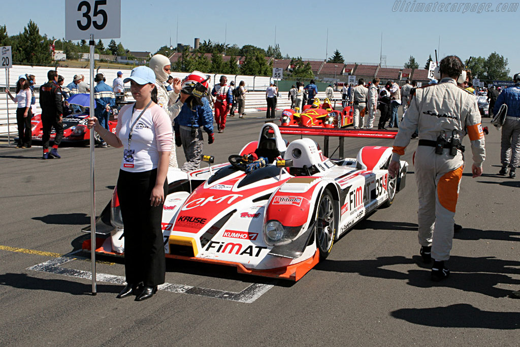 Kruse to go - Chassis: C60-14 - Entrant: G-Force Racing  - 2006 Le Mans Series Nurburgring 1000 km