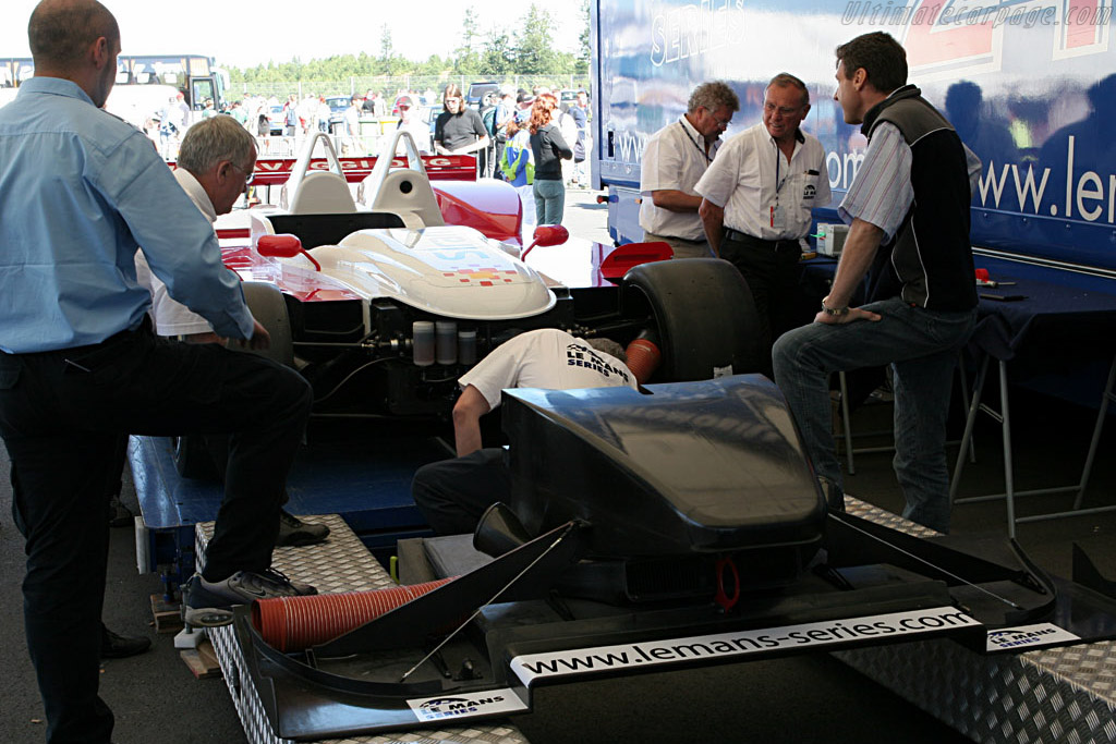Lavaggi LS1 - Chassis: 1   - 2006 Le Mans Series Nurburgring 1000 km