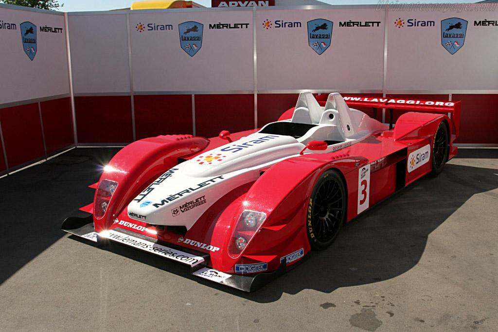 Lavaggi LS1 - Chassis: 1   - 2006 Le Mans Series Nurburgring 1000 km