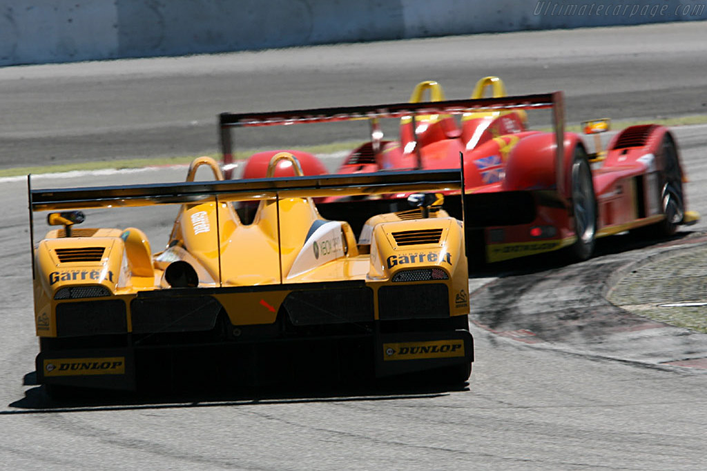 Lola B05/40 AER - Chassis: B0540-HU01 - Entrant: ASM Racing Portugal  - 2006 Le Mans Series Nurburgring 1000 km