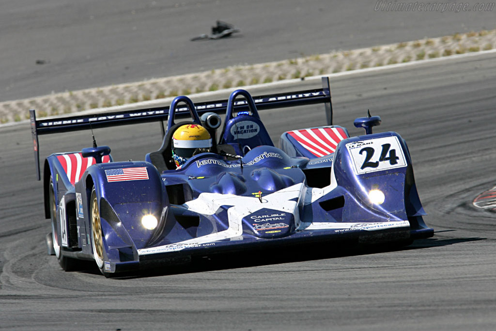 Lola B05/40 Zytek - Chassis: B0540-HU02 - Entrant: Binnie Motorsports  - 2006 Le Mans Series Nurburgring 1000 km