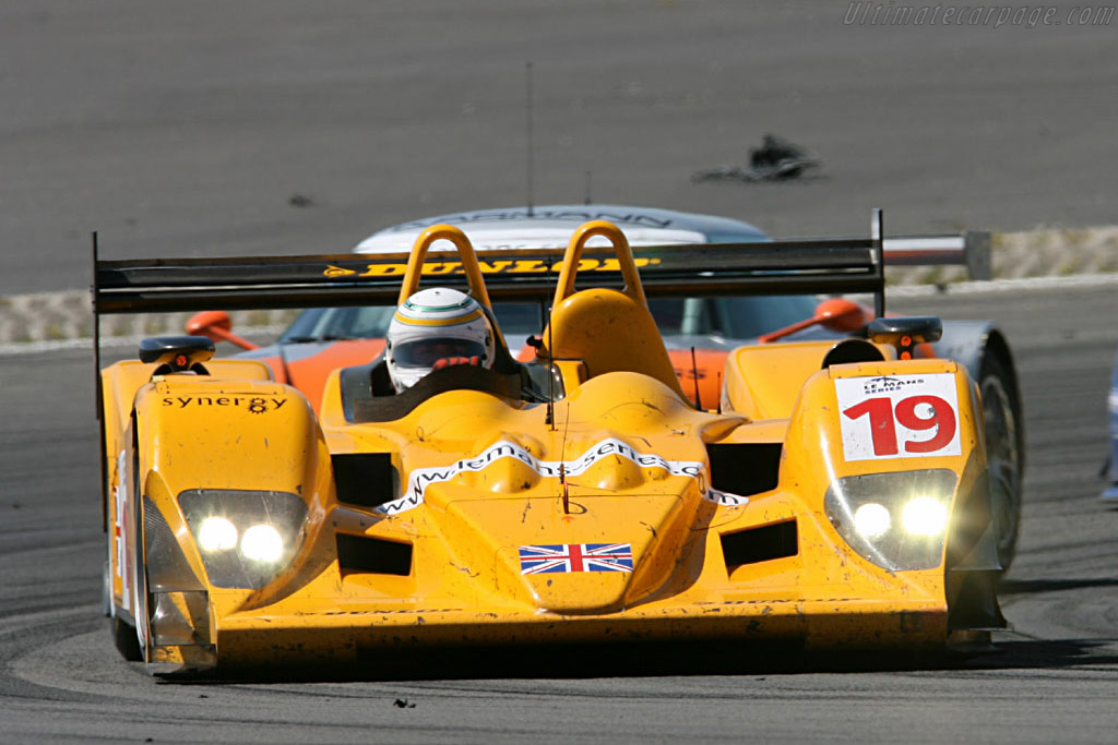 Lola B06/10 AER - Chassis: B0610-HU07 - Entrant: Chamberlain Synergy  - 2006 Le Mans Series Nurburgring 1000 km