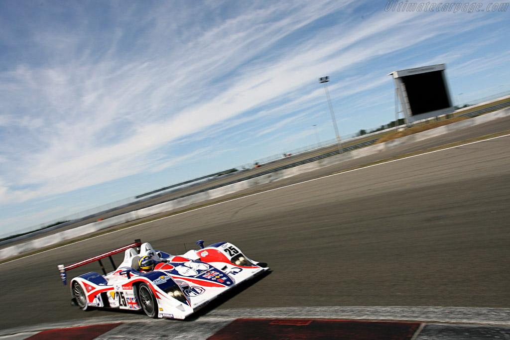 MG Lola EX264 - Chassis: B0540-HU05 - Entrant: RML  - 2006 Le Mans Series Nurburgring 1000 km
