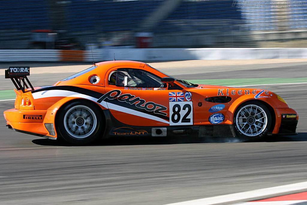 Panoz Esperante GTLM - Chassis: EGTLM 006 - Entrant: Team LNT  - 2006 Le Mans Series Nurburgring 1000 km