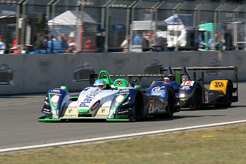 Pescarolo C60 Hybrid Judd - Chassis: 4 - Entrant: Pescarolo Sport  - 2006 Le Mans Series Nurburgring 1000 km