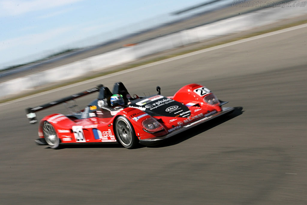 Pilbeam MP93 - Chassis: 01 PB - Entrant: Pierre Bruneau  - 2006 Le Mans Series Nurburgring 1000 km