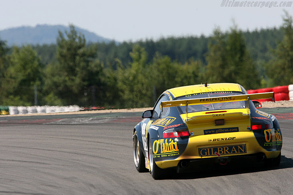 Porsche 996 GT3 RSR - Chassis: WP0ZZZ99Z4S693087 - Entrant: Thiery Perrier  - 2006 Le Mans Series Nurburgring 1000 km
