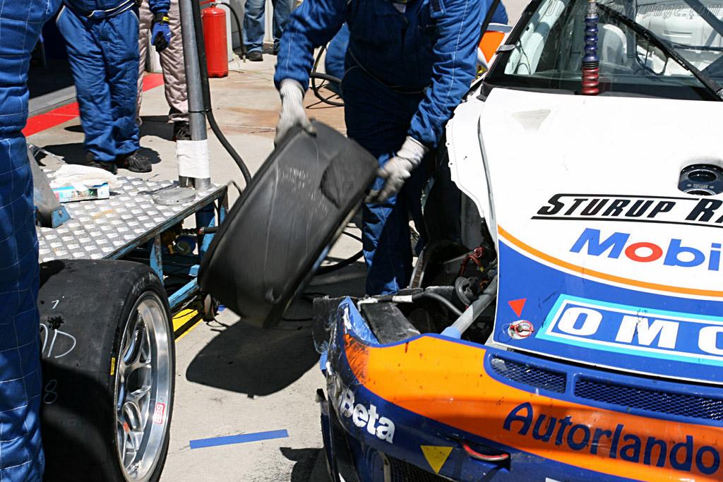 Porsche 996 GT3 RSR - Chassis: WP0ZZZ99Z4S693062 - Entrant: Seikel Motorsports  - 2006 Le Mans Series Nurburgring 1000 km