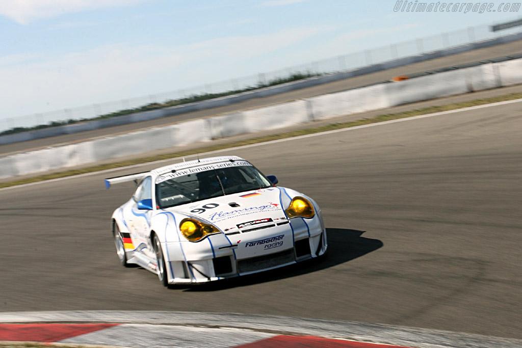 Porsche 996 GT3 RSR - Chassis: WP0ZZZ99Z4S693080 - Entrant: Farnbacher Racing  - 2006 Le Mans Series Nurburgring 1000 km