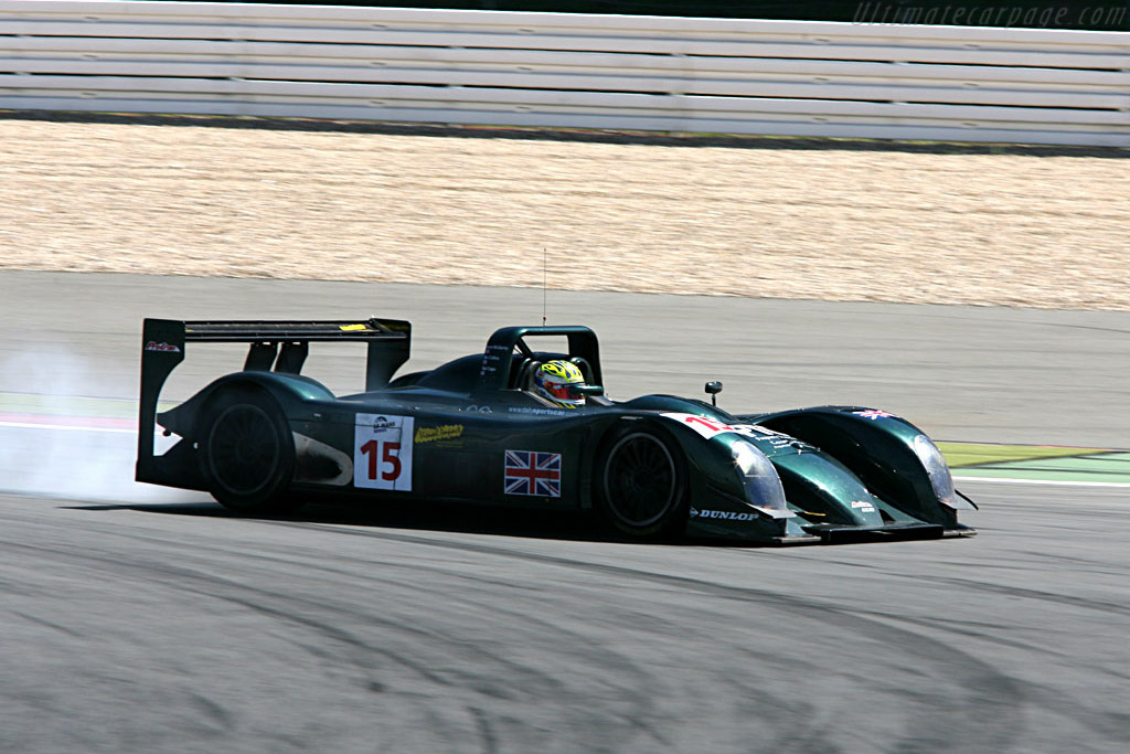 Protran RS06/H AER - Chassis: 2KQ-009 - Entrant: Pro Tran Competition  - 2006 Le Mans Series Nurburgring 1000 km