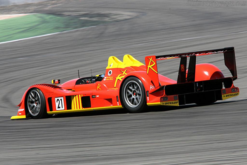 Radical SR9 AER - Chassis: SR9002 - Entrant: Bruichladdich Radical  - 2006 Le Mans Series Nurburgring 1000 km