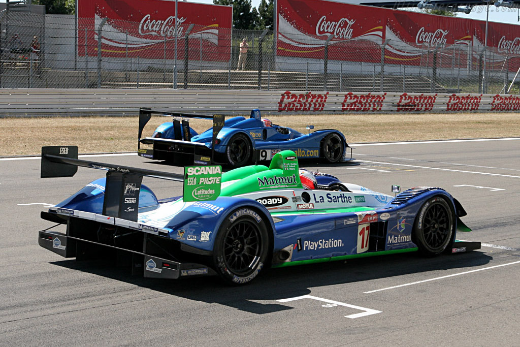 Ready to go - Chassis: 4 - Entrant: Pescarolo Sport  - 2006 Le Mans Series Nurburgring 1000 km