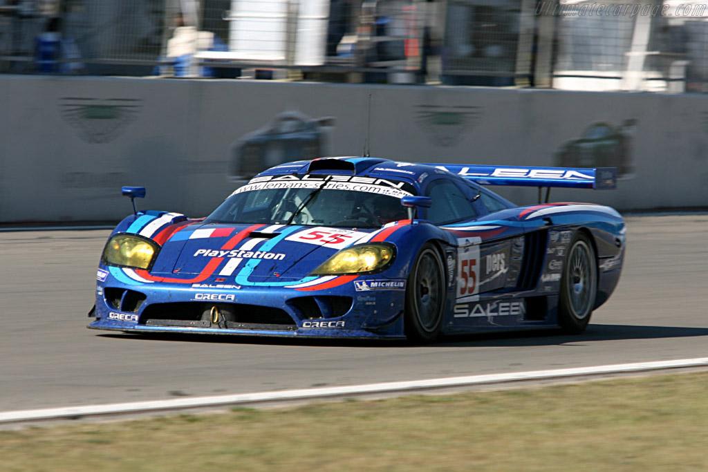 Saleen S7-R - Chassis: 066R - Entrant: Team Oreca  - 2006 Le Mans Series Nurburgring 1000 km