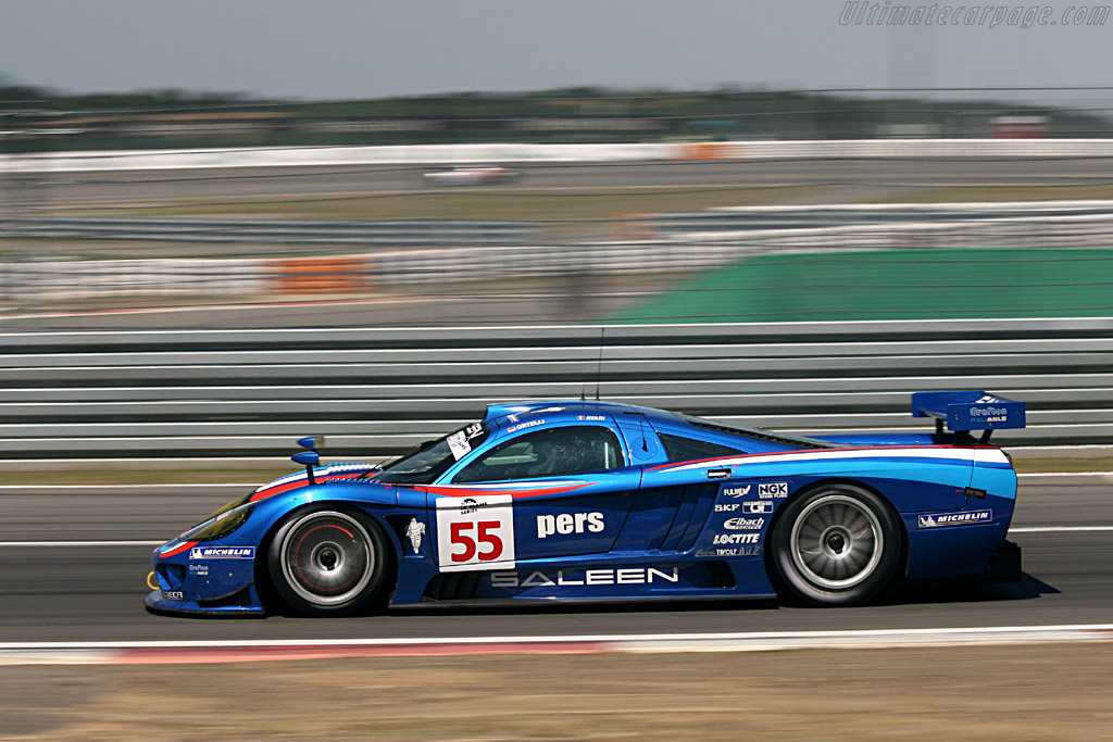 Saleen S7-R - Chassis: 066R - Entrant: Team Oreca  - 2006 Le Mans Series Nurburgring 1000 km
