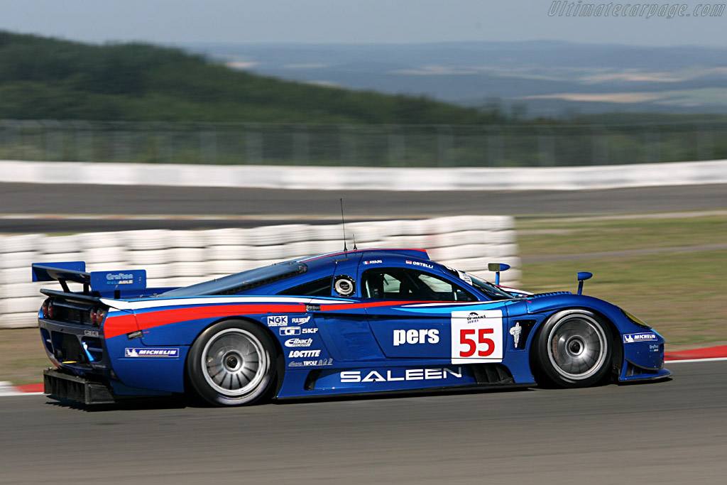 Saleen S7R - Chassis: 066R - Entrant: Team Oreca  - 2006 Le Mans Series Nurburgring 1000 km