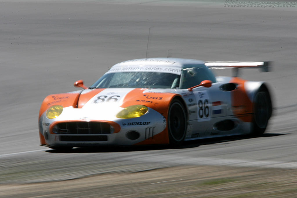 Spyker C8 Spyder GT2-R - Chassis: XL9CD31G55Z363046 - Entrant: Spyker Squadron  - 2006 Le Mans Series Nurburgring 1000 km