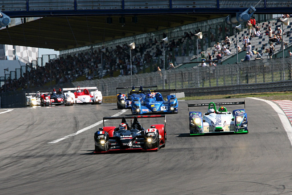 The Pole-man lost two spots - Chassis: LC70-05 - Entrant: Courage Competition  - 2006 Le Mans Series Nurburgring 1000 km