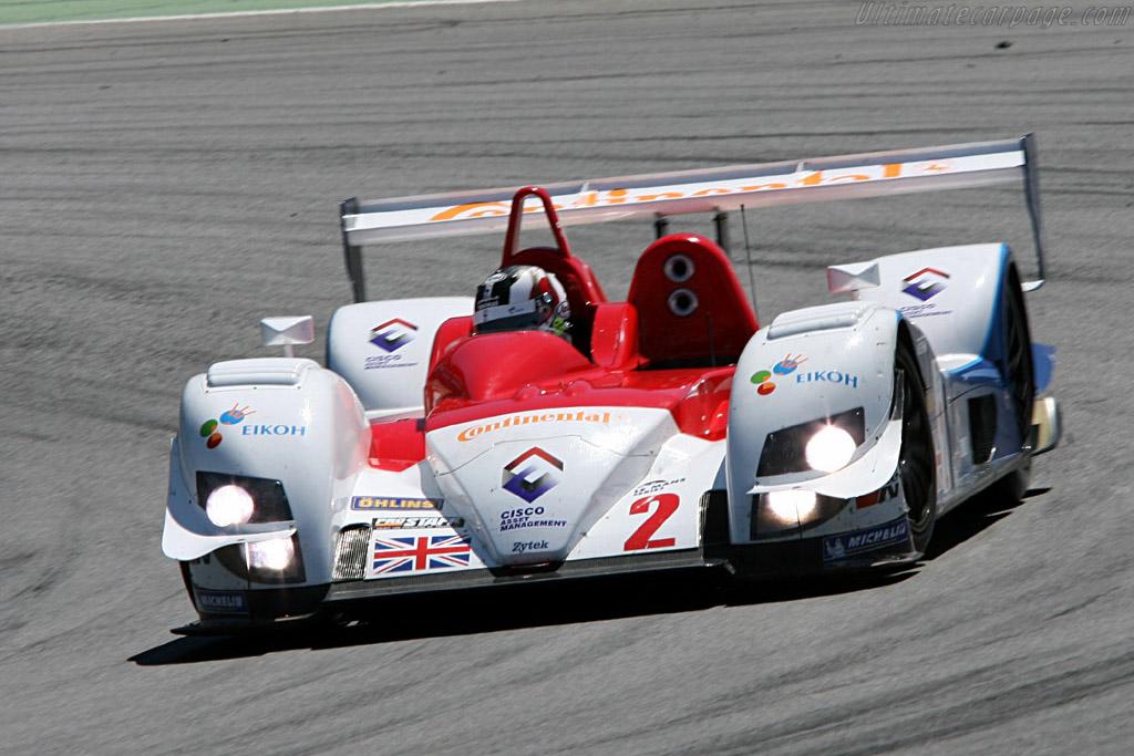 Zytek 06S - Chassis: 06S-04 - Entrant: Zytek Engineering  - 2006 Le Mans Series Nurburgring 1000 km