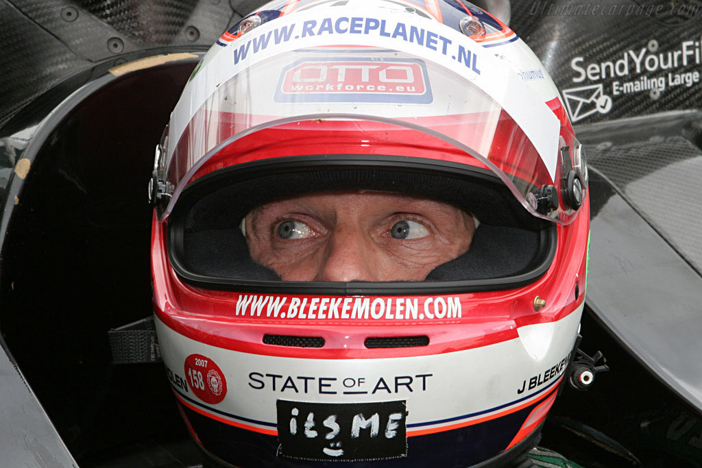 .. Jan again, now wearing Jeroen's colours    - 2007 Le Mans Series Nurburgring 1000 km